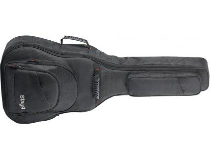 Stagg STB-NDURA 25 W, obal na akustickou kytaru