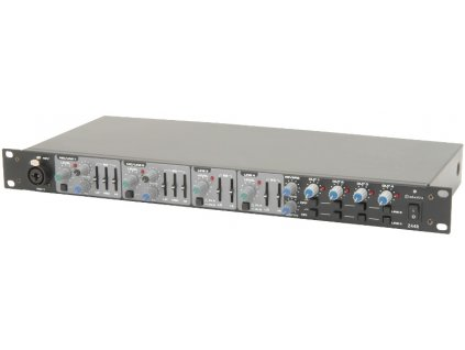 Adastra Z44R, zónový mixážní pult s DSP