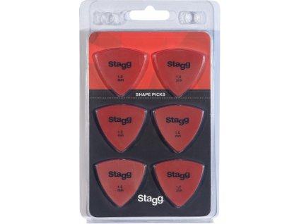 Stagg SPELLIX6-1.00, trsátka, balení 6ks