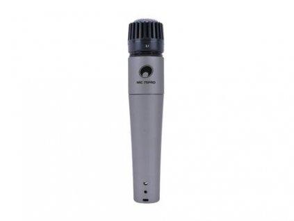 Omnitronic MIC 75PRO, dynamický nástrojový mikrofon