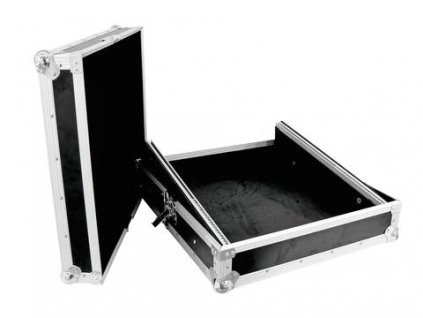 Mixer Case Profi MCB-19, výklopný, černý, 10U