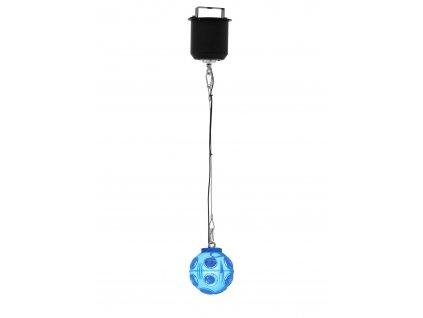 Eurolite LED SET 20 cm zrcadlová koule 2x 1W TCL, paprskový efekt