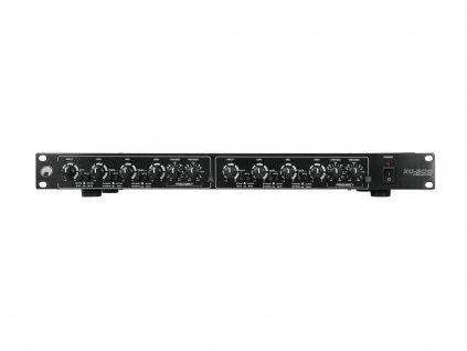 Omnitronic XO-300 aktivní výhybka