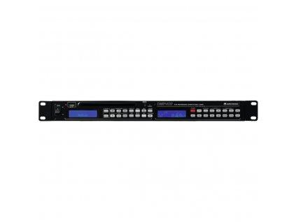Omnitronic DMP-103RDS, multimediální přehrávač CD/MP3/FM