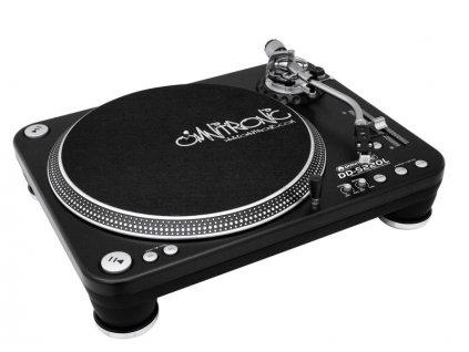Omnitronic DD-5220L, gramofon