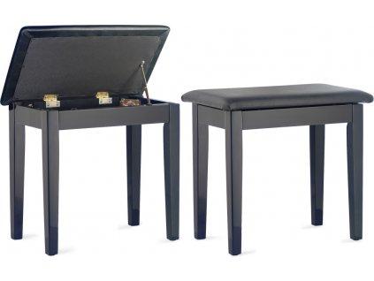 Stagg PBF23 BKP SBK, stolička ke klavíru