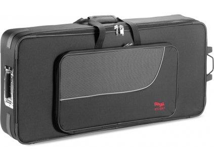 Stagg KTC-100D, klávesový kufr s kolečky