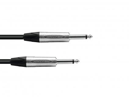 PSSO Speaker cable Jack 2x2.5 10m bk