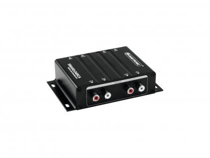 Omnitronic SMARD-24RCA, digitální DSP procesor se SW