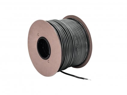 Sommer Cable The Spirit XXL, nástrojový kabel, černý, 100m