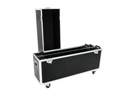 Roadinger transportní case pro 2x LCD ZL55