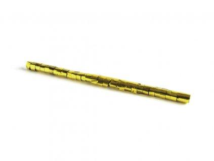 Tcm Fx metalické konfety-serpentýny 10mx1.5cm, zlaté, 32x