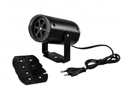 Eurolite LED LP-4 párty logo projector, RGBW LED
