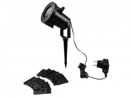 Eurolite LED IP LP-4 venkovní párty logo projektor, IP44