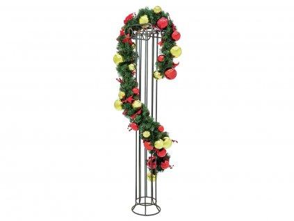 Jedlová vánoční girlanda, 270 cm