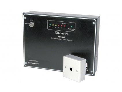 Adastra NPC30A, systém řízení hladiny zvuku