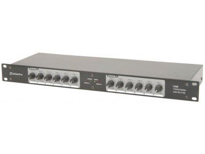 Adastra LS26, mono/stereo signálový rozbočovač