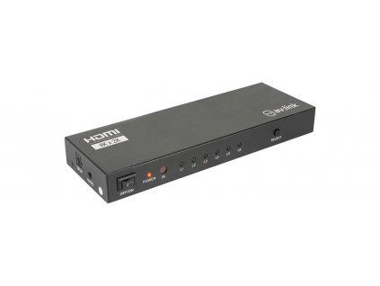 AV:link HSS24, 4K HDMI přepínač/rozbočovač 2x4