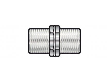 AV:link adptér F-konektor samice - F-konektor samice