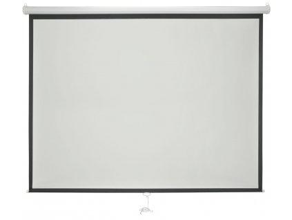 """AV:link MPS100-4:3 roletové projekční plátno 100"""" 200 x 150 cm"""