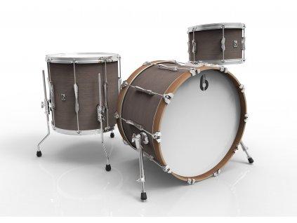 BDC Lounge Club Kit 20 KC, bicí sada