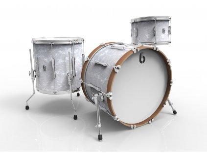 BDC Lounge Club Kit 20 WP, bicí sada
