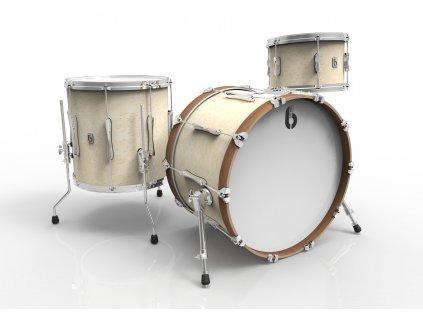 BDC Lounge Club Kit 24 WW, bicí sada