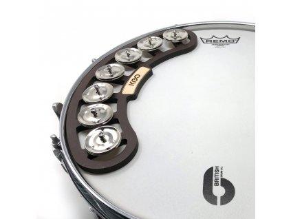 Keo Percussion, tamburína pro malý buben