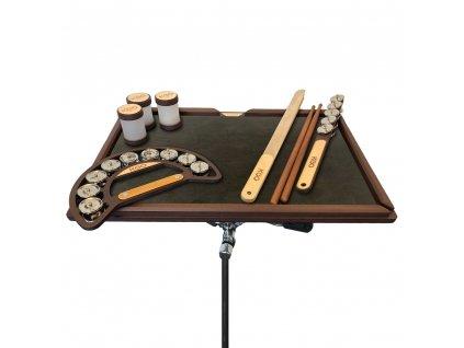 Keo Percussion Traps Tray, odkládací pultík