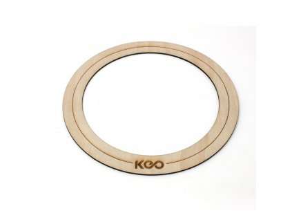 """Keo Percussion Bass """"O"""" Ring, velký"""