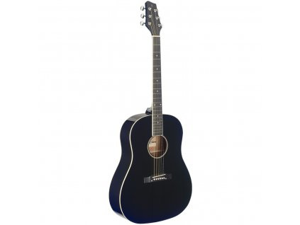 Stagg SA35 DS-BK, akustická kytara typu Slope Shoulder Dreadnought