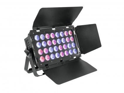 Eurolite LED Stage panel 32x10W HCL RGBAW+UV