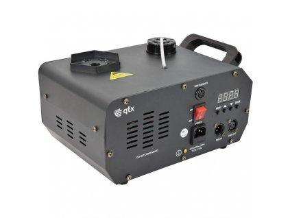 QTX FLARE-1000 vertikální výrobník mlhy, 6x TCL LED, 1000W