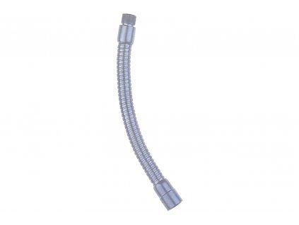 QTX mikrofonní husí krk, 30cm/12in, chromový