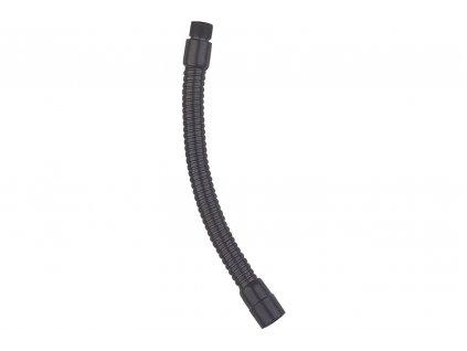 QTX mikrofonní husí krk, 30cm/12in, černý