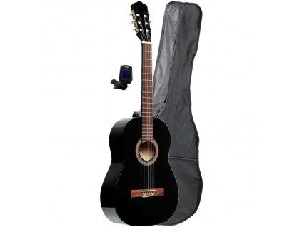 Stagg SCL50 BLK PACK, kytarová sada