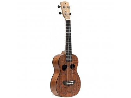 Stagg UC-TIKI HEWA, koncertní ukulele