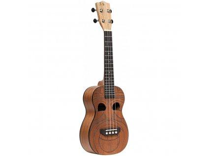 Stagg UC-TIKI MAIO, koncertní ukulele