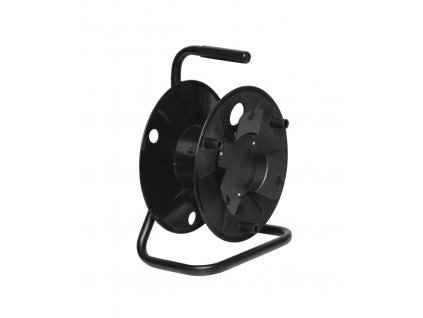 Stagg SCDP27, kabelový buben, plastový, 27 cm, černý