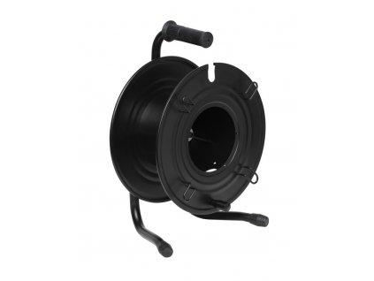 Stagg SCDM32, kabelový buben, kovový, 32 cm, černý