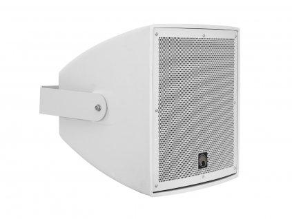 """Omnitronic ODX-212T nástěnný 12"""" reproduktor 300W, 100V, IP56, bílý"""