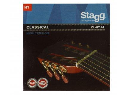 Stagg CL-HT-AL, sada strun pro klasickou kytaru, vysoké pnutí