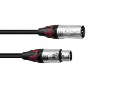 PSSO mikrofonní kabel XLR/XLR, 7,5 m
