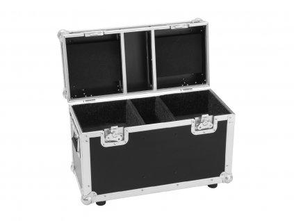 Roadinger Transportní Case pro 2x LED Eurolite LED TSL-150, scan