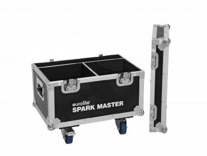 Roadinger Transportní Case pro 2x Eurolite Spark Master