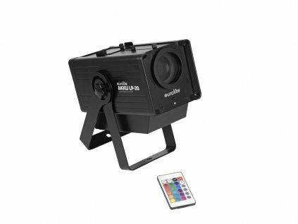 Eurolite AKKU LP-20 Gobo projektor s DMX a IP20