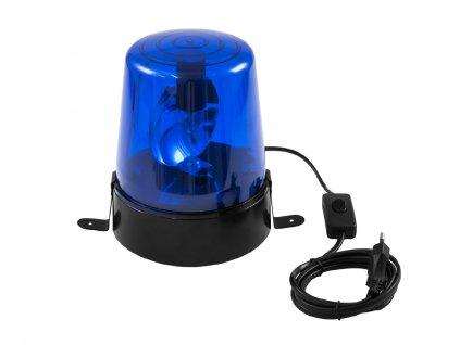 Eurolite LED policejní maják DE-1 modrý