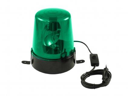 Eurolite LED policejní maják DE-1 zelený