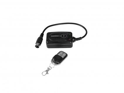 Eurolite WRC-8, dálkové ovládání s přijímačem pro konfetovač