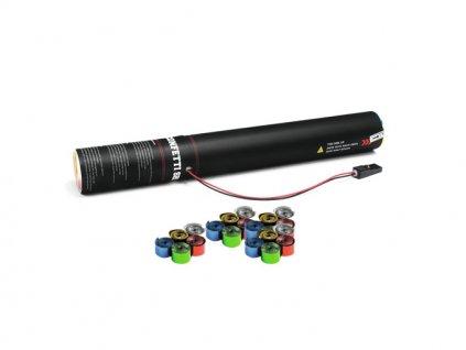 TCM Fx Elektrický kanón na stuhy, metalické barevné provedení